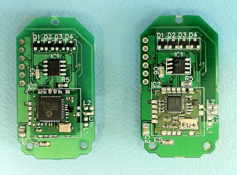 Z-Wave.Me simple devices